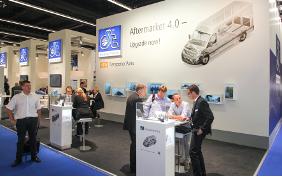 Diesel Technic ad Automechanika Francoforte