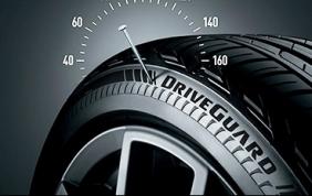 Premiata l'innovazione del DriveGuard di Bridgestone