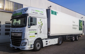 Omologato il primo mezzo pesante Euro6 diesel dual fuel