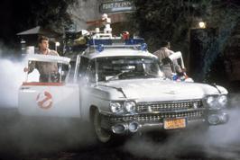 Cinema e auto: la Ecto-1