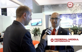 Press allo stand Federal Mogul