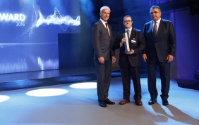 A Federal-Mogul Powertrain  il Volkswagen Group Award 2016