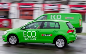 Ferodo Eco Friction Day/2: gli eco test con Fiat  e Volkswagen