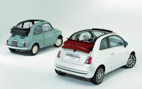 Buon compleanno piccola grande Fiat 500
