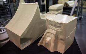 Ora le parti di un veicolo le stampi in 3D