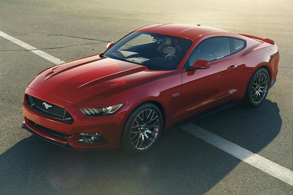 Ford Mustang: la più amata tra le sportive