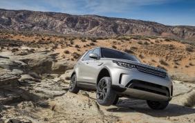 Goodyear equipaggia i SUV di Jaguar Land Rover