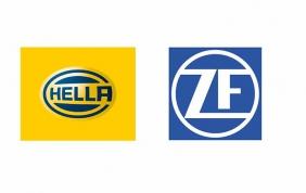 Telecamere, radar e sensori: asse Hella-ZF