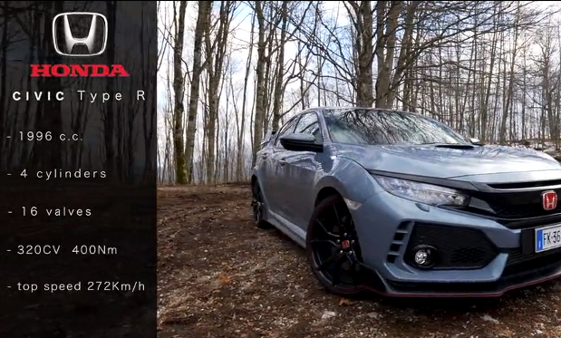CARRUMBLE presenta: Honda Civic Type R
