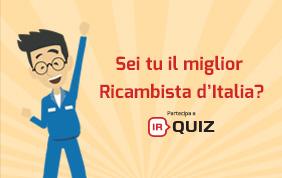 Vuoi essere il miglior ricambista d'Italia?
