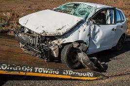 In aumento il numero degli incidenti stradali in Italia