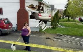Quali sono gli incidenti d'auto più bizzarri?