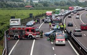 Qual è la strada col numero più elevato di incidenti?