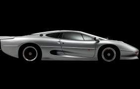 Un nuovo 'paio di scarpe' per la mitica Jaguar XJ220