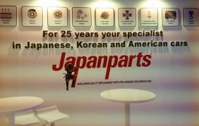 La forza internazionale degli autoricambi Japanparts