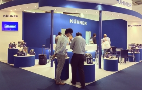 Kühner seduce i buyer di Automechanika Francoforte