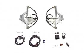 Il kit alzacristalli per il Land Rover Defender