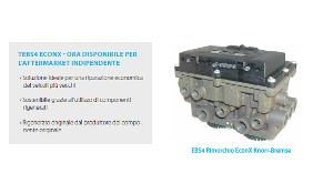 ECONOMICO E SOSTENIBILE: EBS4 RIMORCHIO EconX