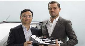 Leonardo Di Caprio testimonial per BYD Auto