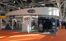La tecnologia di Magneti Marelli al Motor Show
