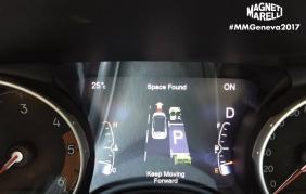 Tecnologie Magneti Marelli al salone di Ginevra