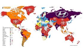 Toyota: il marchio più googlato al mondo
