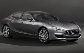 L'eccezionale tecnologia full-led Matrix sulla Maserati Ghibli