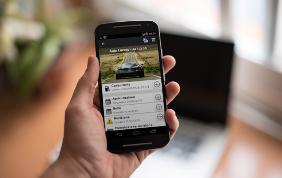 Dall'incontro Mercedes-Google comincia il viaggio verso la connettività