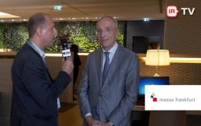 Intervista a Donald Wich, Amministratore delegato di Messe Frankfurt Italia