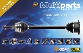 Nuovi arrivi di Febbraio - Multiparts Europe ltd / ODM