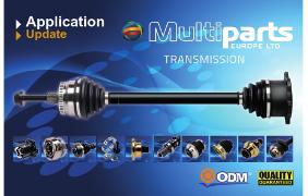 Nuovi Arrivi di Marzo - Multiparts Europe ltd / ODM
