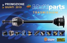 Nuovi Arrivi di Aprile- Multiparts Europe ltd/ODM