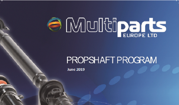 Propshaft Program - Multiparts