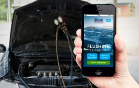Nissens mette a disposizione un'app gratuita per il lavaggio dei sistemi di climatizzazione