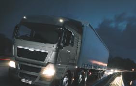 L'illuminazione per camion made in Osram