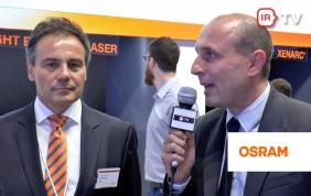 Osram: intervista al vicepresidente Hans Schwabe