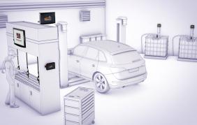 Per le officine, i prodotti Piusi in vetrina ad Automechanika