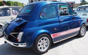 Fiat 500 storiche: passione che fa rima con professione