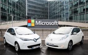 Manutenzione predittiva con Renault-Nissan e Microsoft