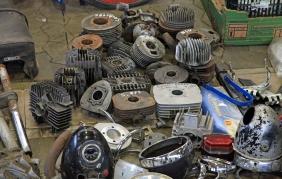 Ricambi d'auto: bloccato container verso il Ghana