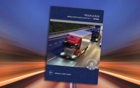 Ricambi Scania: c'è il nuovo catalogo SLP