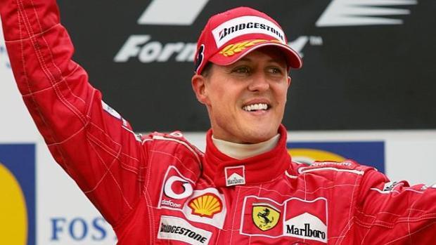 Compie 48 anni Michael Schumacher