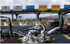 Prorogati gli sconti al pedaggio per motocicli