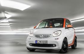 Le 10 auto a benzina che consumano meno