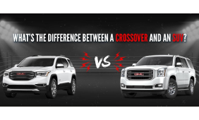 Suv o Crossover: qual è la differenza?