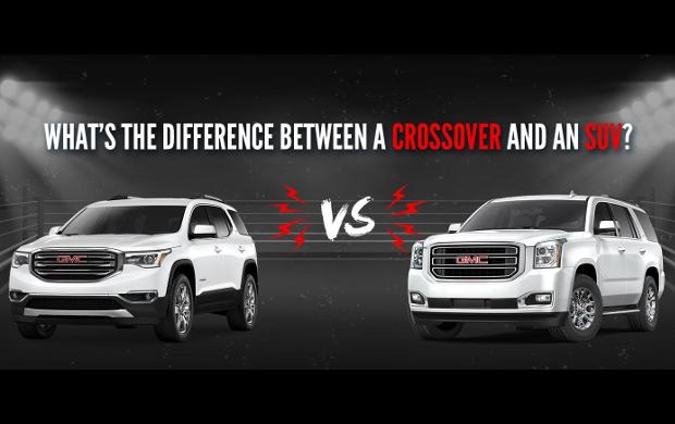 Suv o Crossover: qual è la differenza?