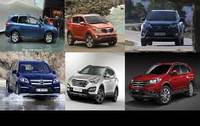 Desideri un SUV? Scegli tra i 10 più economici
