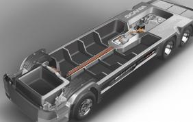Svelato il futuro telaio del camion