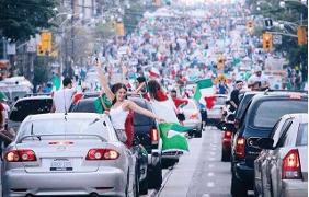 Tifosi: festeggiare al volante con prudenza