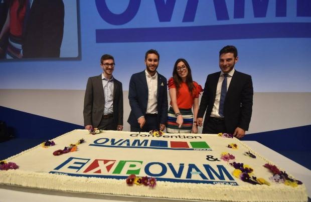 Successo per la convention del Gruppo Ovam a Cernobbio